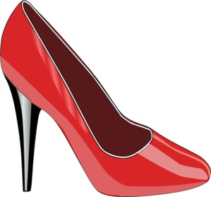 How To Draw A High Heel Clipart Best