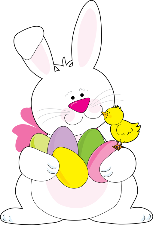 Happy Easter 2014 Bunny Clipart Free Download | Easter Sunday