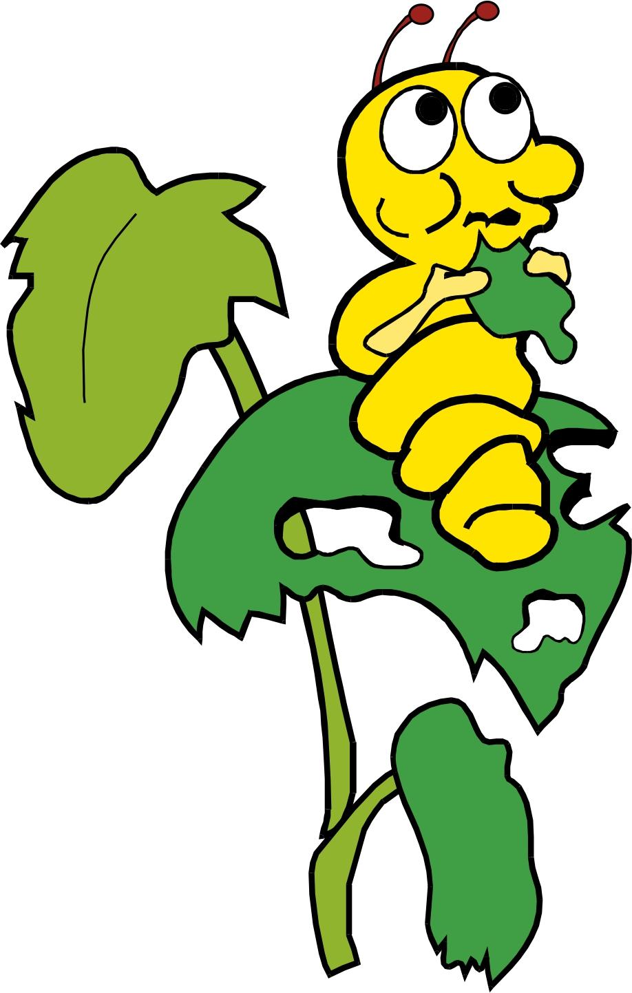 cartoon worms clip art - photo #13