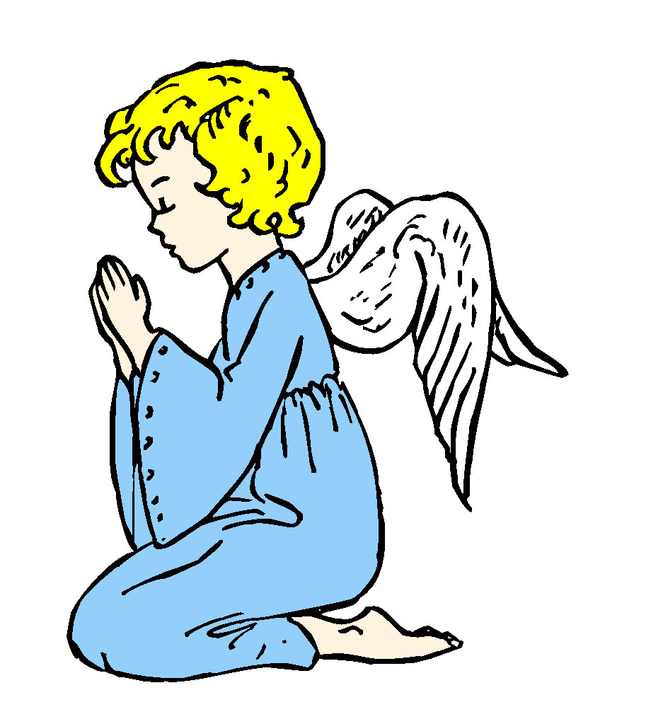 Simple angel pictures clipart best for Angel clipart
