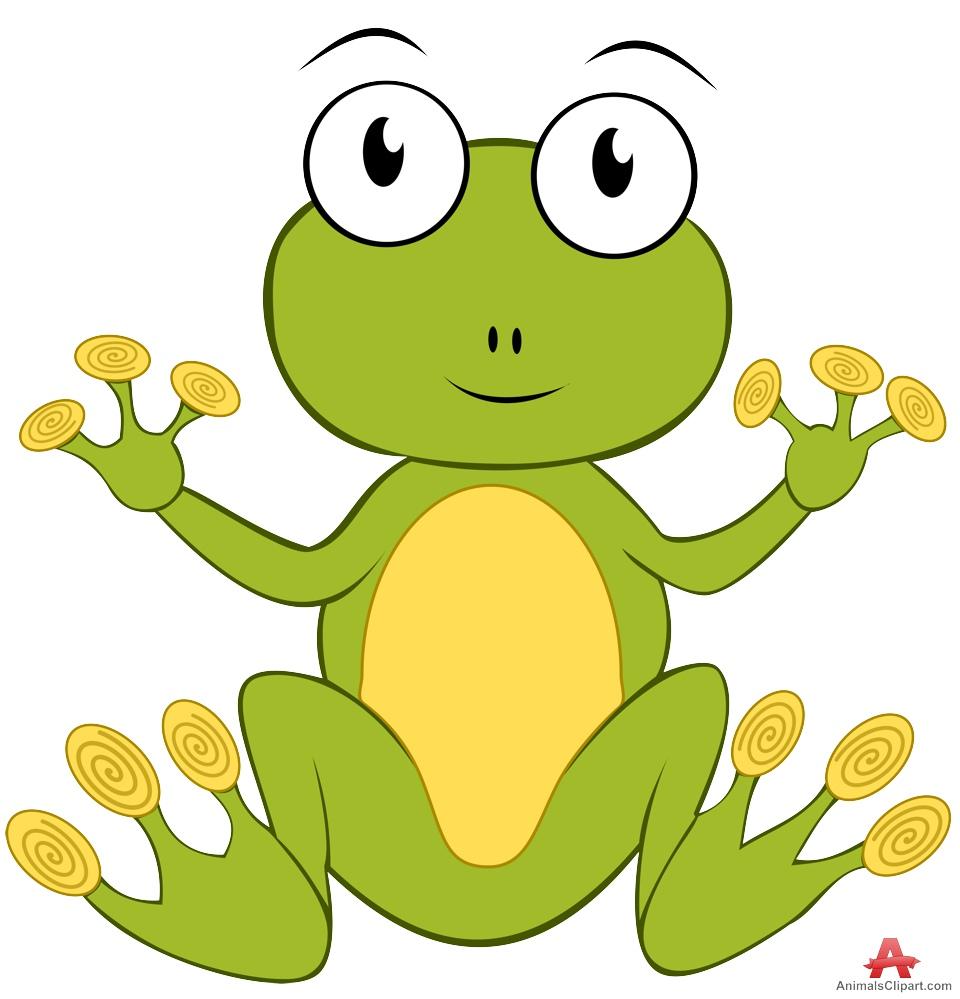 Cartoon Character Design Free Software : Frog cartoon characters clipart best