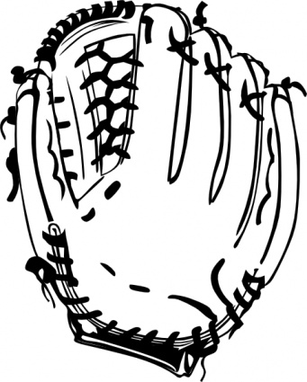 Baseball Gloves Pictures | Free Download Clip Art | Free Clip Art ...
