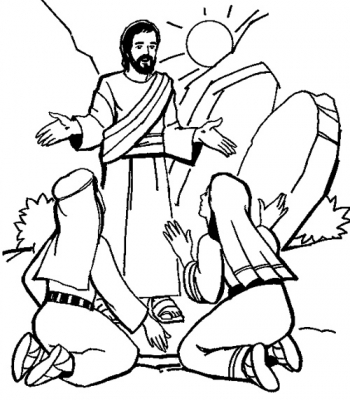 Clip Art Color Picture Of The Resurrection - ClipArt Best