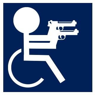 Funny Handicap Sign Clipart Best