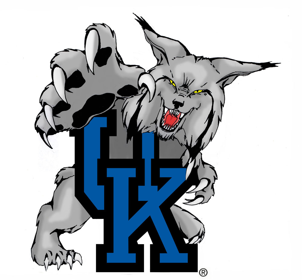 Kentucky Wildcats Clipart