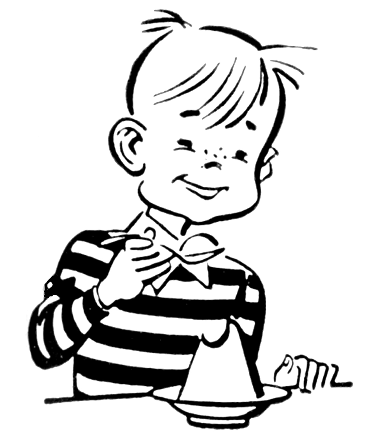Line Art For Kids : Line art for children clipart best