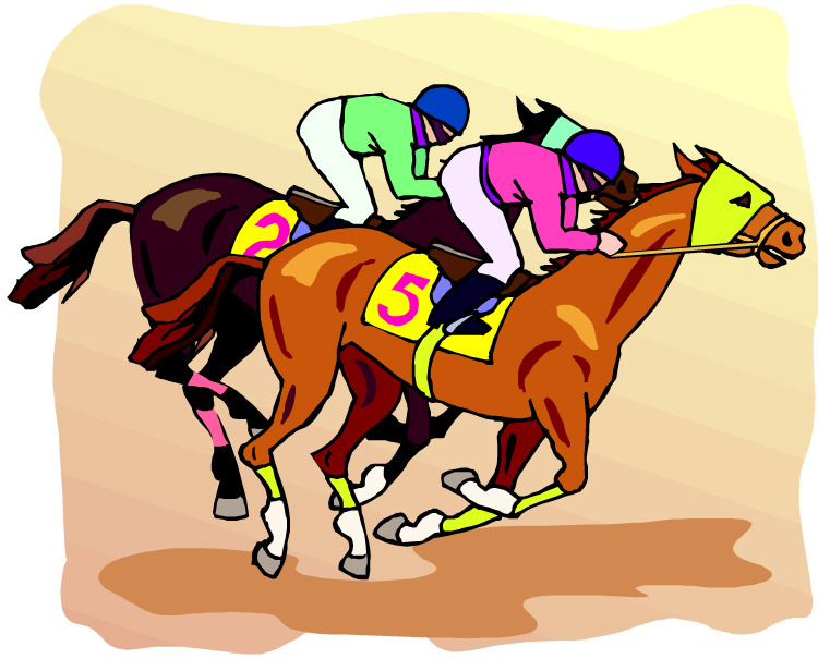 Clip Art Horse Racing Clip Art free horse racing pictures clipart best silhouette race horses racing