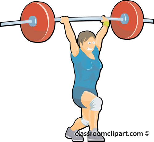 Weight Lifting Clipart - ClipArt Best