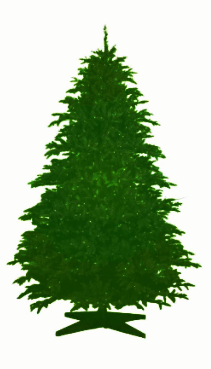 Christmas Tree Printable Template Tree template printable