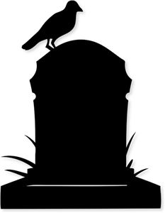 10 tombstone template ...