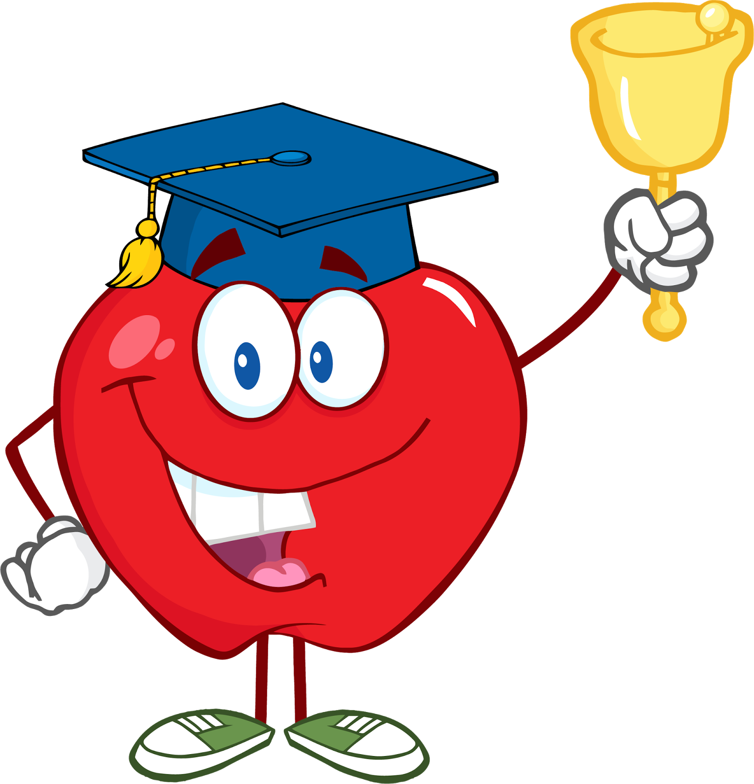 Free Clipart Bell Ringing - ClipArt Best