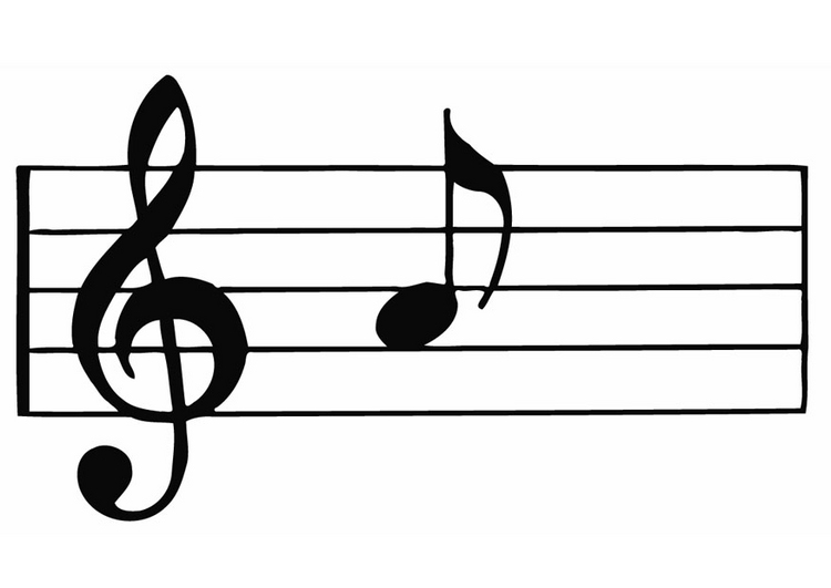 Musical Staff Clipart - ClipArt Best