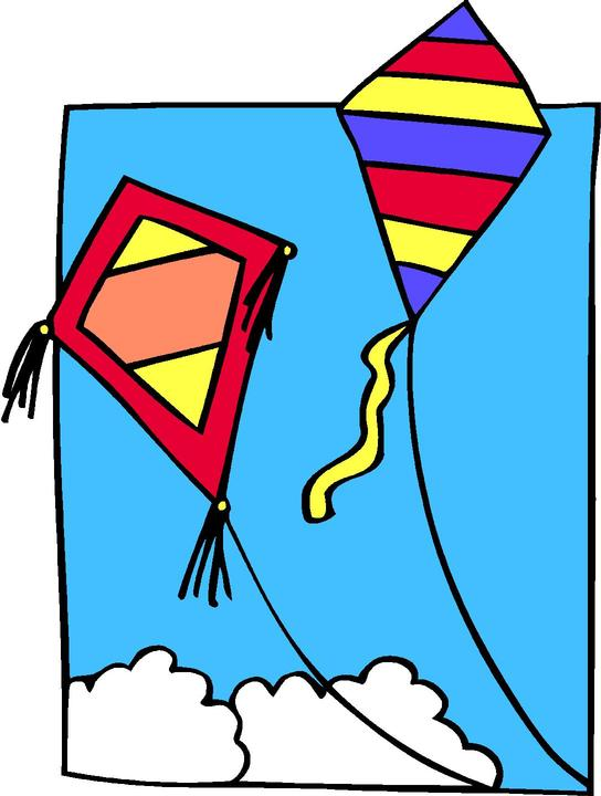 clipart images of kite - photo #32