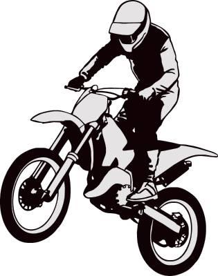 motocross clipart clipart best Side by Side ATV Clip Art ATV Silhouette