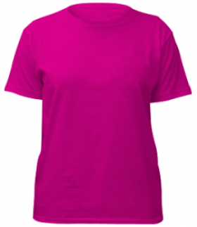 Purple t shirt template clipart best for Pink t shirt template