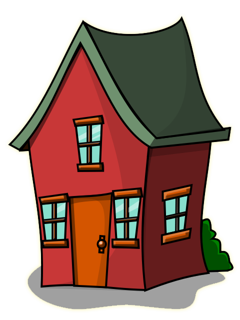 Clipart Old House Free - ClipArt Best