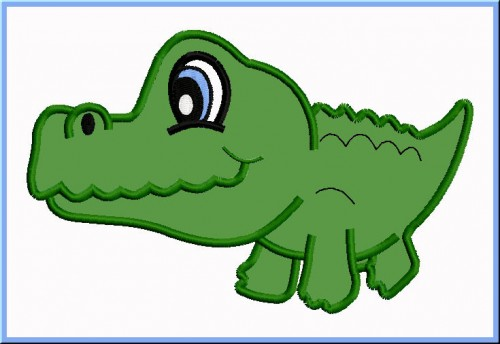 Cute Alligator Cartoon - ClipArt Best