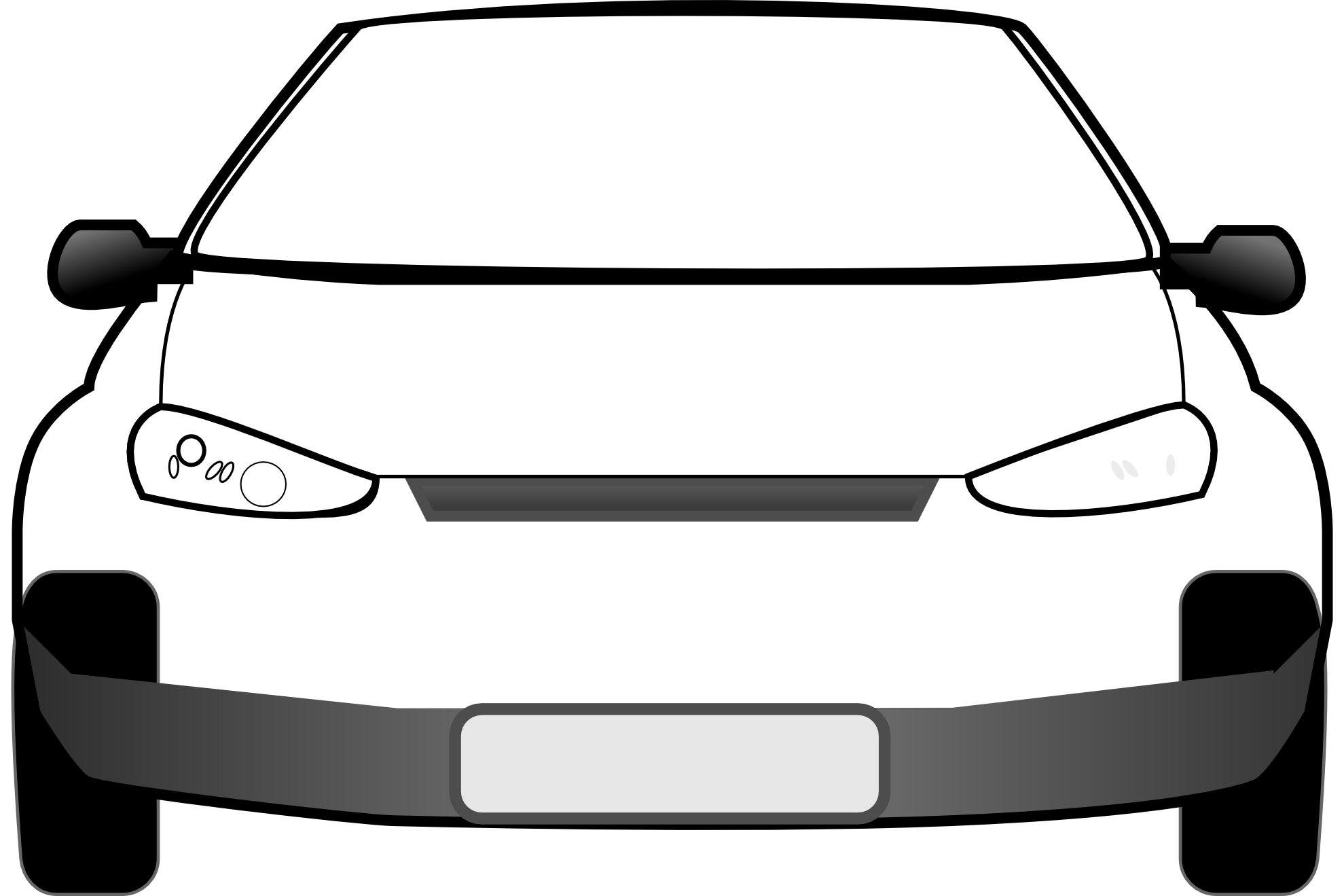 Car Front View Png 8 Car Front View Clipart
