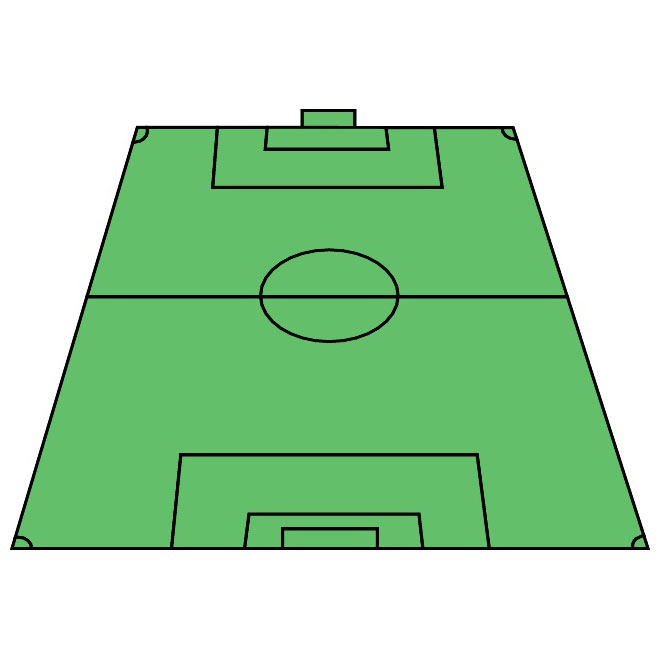 Soccer Field Image Free Vector | 123Freevectors
