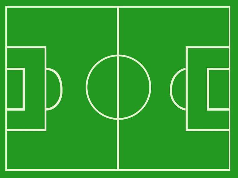 Football Soccer Field Clipart - Free to use Clip Art Resource