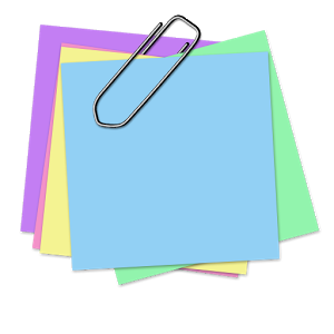 Sticky Note Icon Png - ClipArt Best