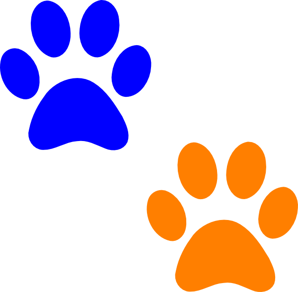 Large Picture Of A Cougar Paw Clip Art - ClipArt Best