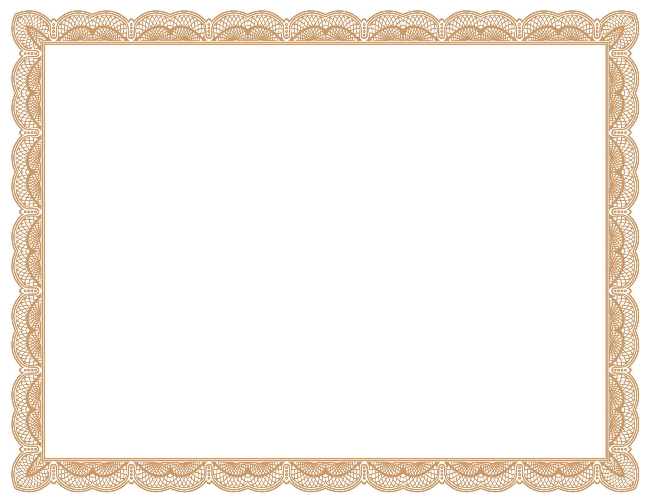 Borders templates psd certificate border templates displaying 14 clipart best clipart best for Border psd
