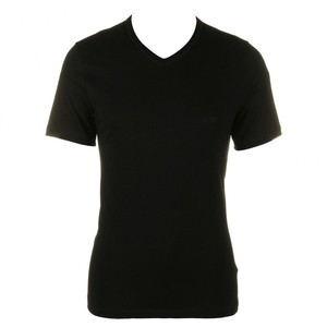 Men black v neck t shirt clipart best V neck black t shirt