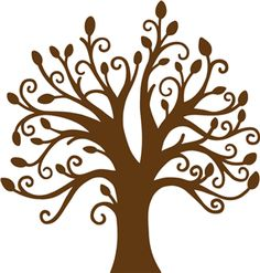 Printable Brown Tree Branch Template - ClipArt Best