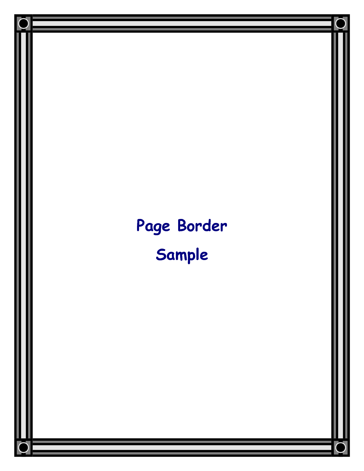 sample page borders 2 � new blog
