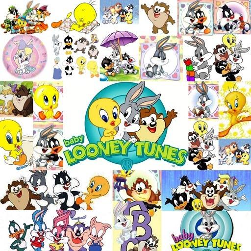 Todos los personajes de lunituns bebés - Imagui