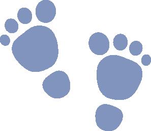Baby Feet Clip Art - ClipArt Best