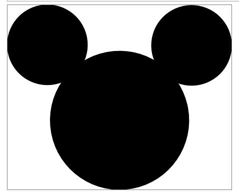 large mickey mouse head template - search results for large mickey mouse head template