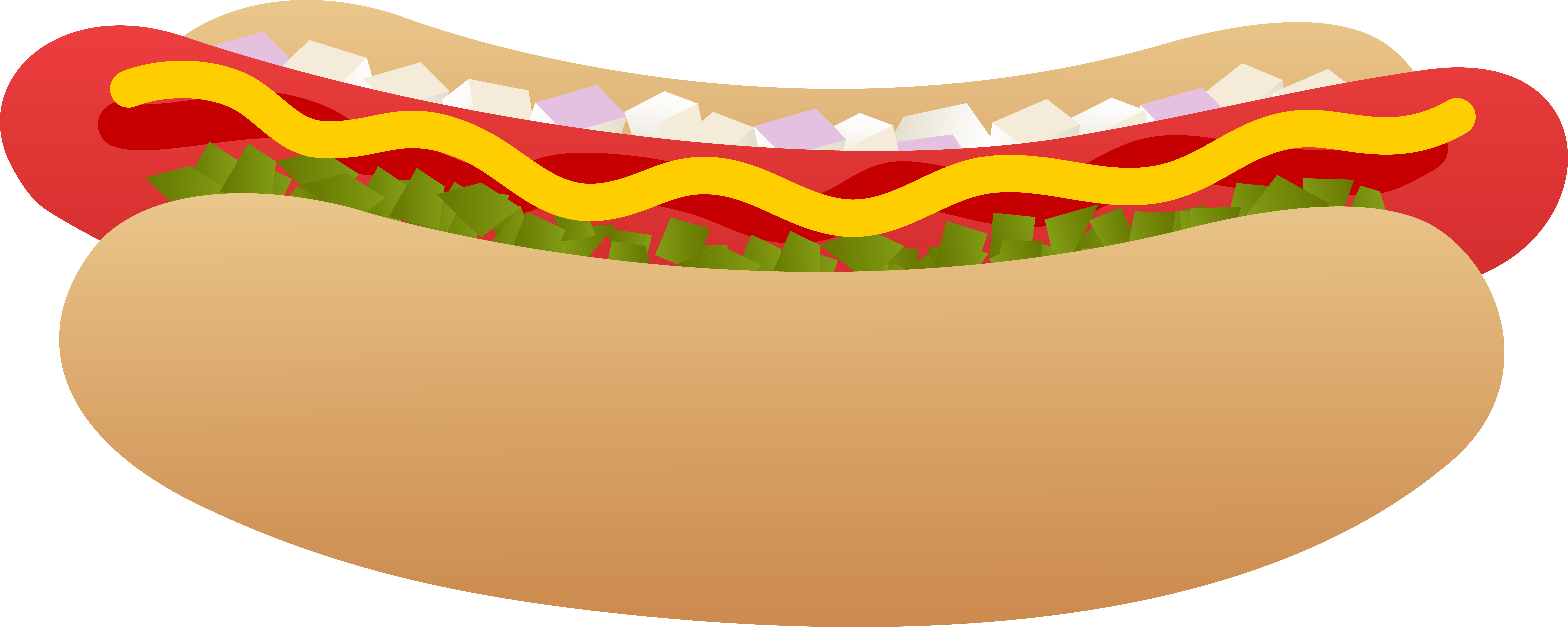 Picture Of Hotdogs - ClipArt Best