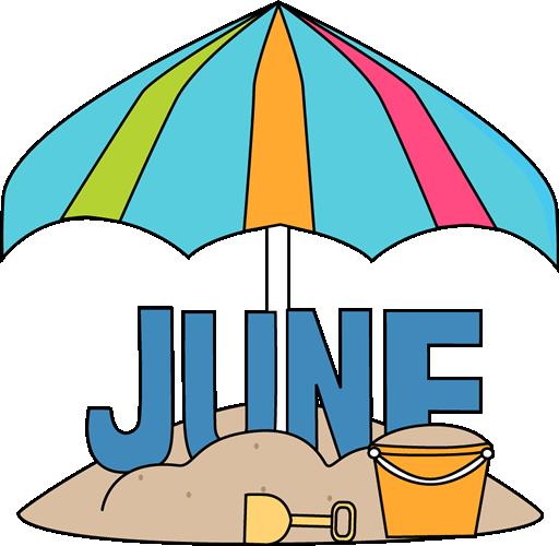 June Calendar Clip Art : June calendar clip art clipart best