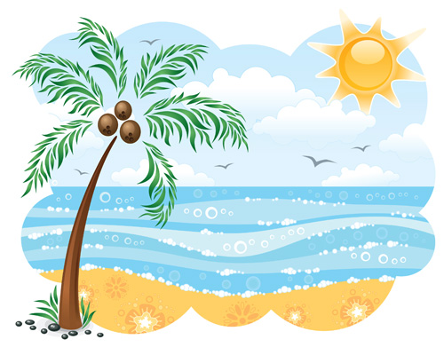 spring vacation clipart - photo #19