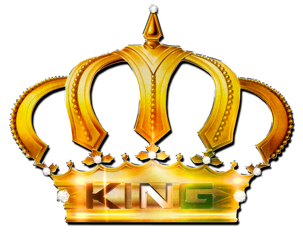king crown logo design clipart best