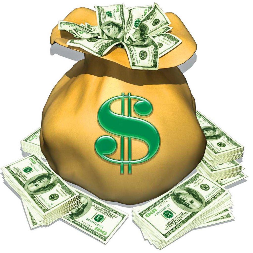 clipart money bag - photo #24