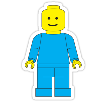 lego man vector - photo #10