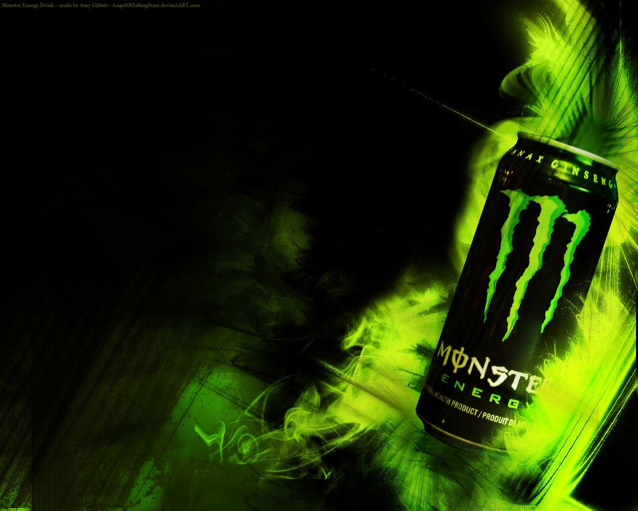 Monster Energy Logo Wallpaper - ClipArt Best
