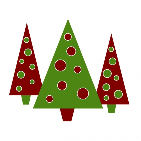 clipart christmas decorations - photo #49