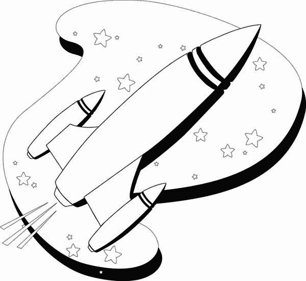 Line Drawing Rocket : Rockets line drawing clipart best