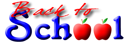 "Free ""Back to School"" Clip Art"