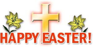 Happy Easter Cross Christian happy easter images