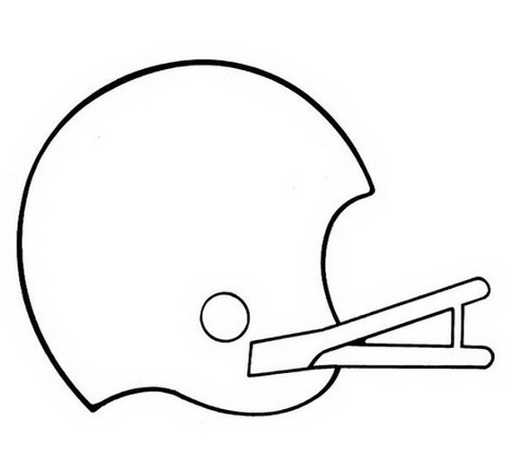 Super Bowl Sunday Coloring Pages | Family Holiday - ClipArt Best ...