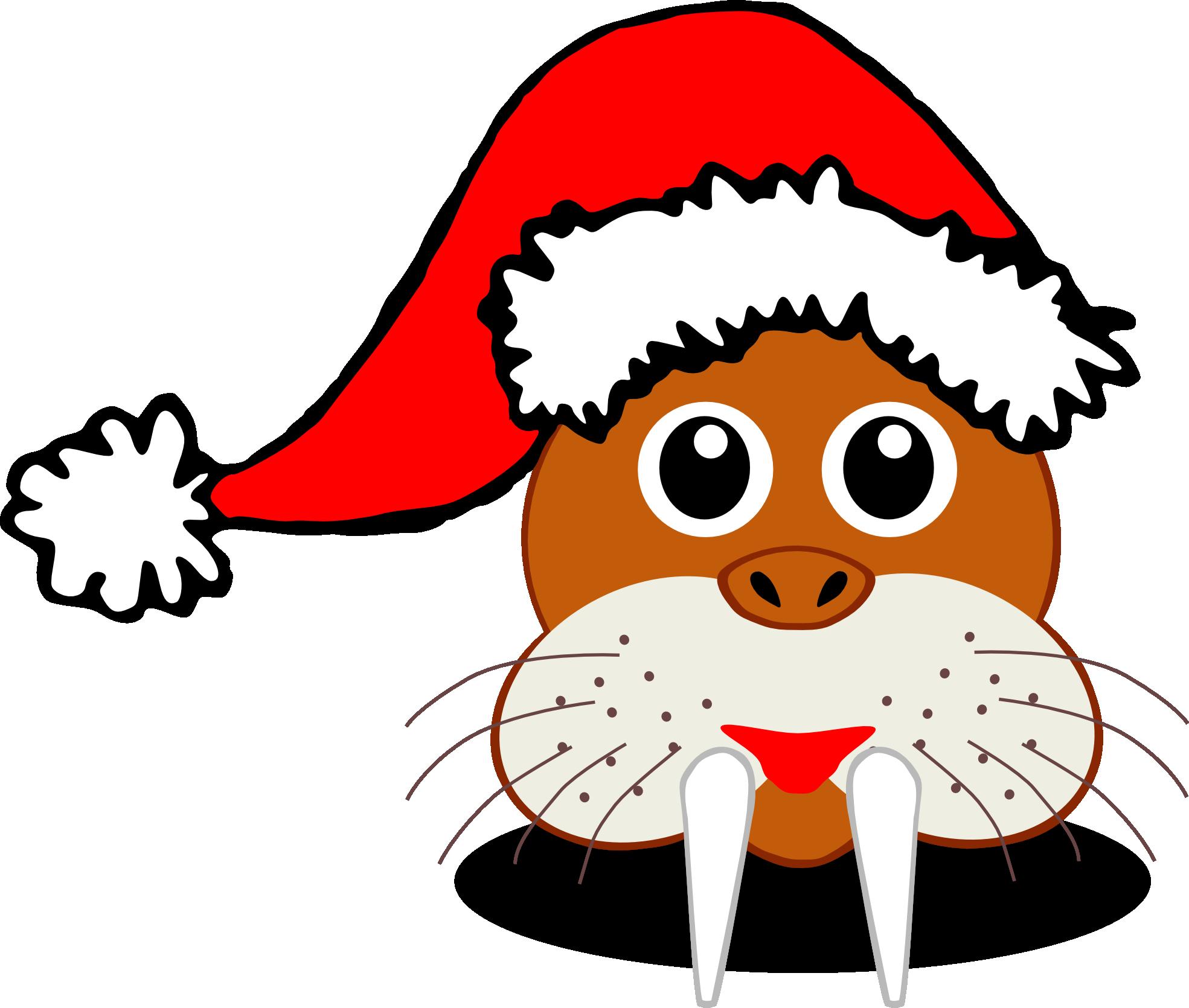 Santa Hat Clip Art - ClipArt Best