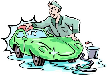 Clipart For Car Wash