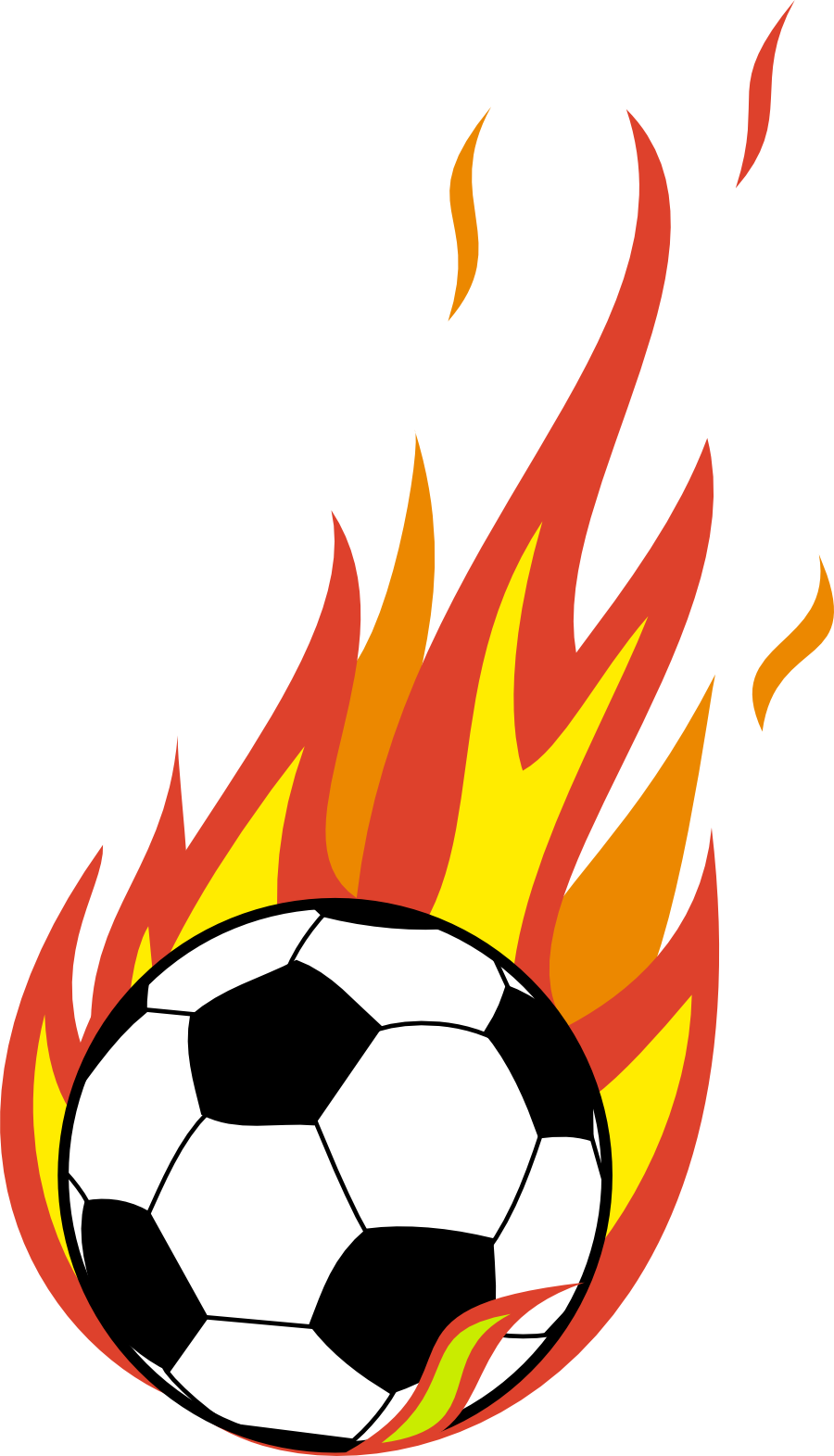 FOOTBALL BALL PNG - ClipArt Best