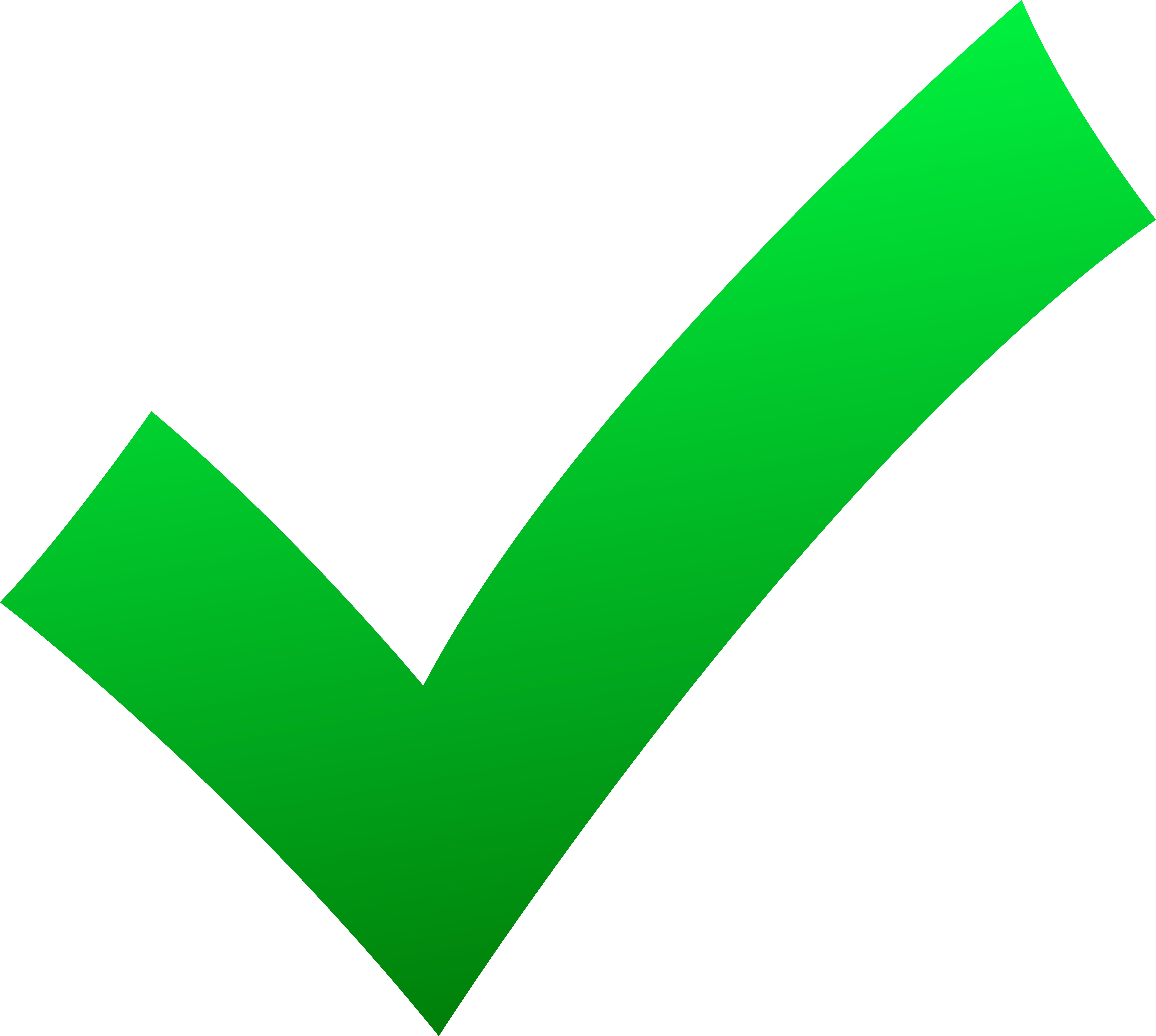 Transparent Check Mark - ClipArt Best