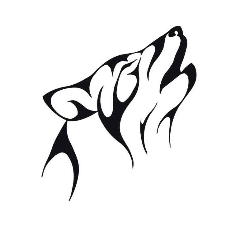 2014-simple-tribal-animal-tattoos-cool-tribal-wolf-tattoo ...